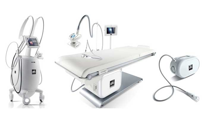 which equipment is required for endermologie treatments. Black Bedroom Furniture Sets. Home Design Ideas
