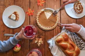 endermologie offers advice on how to avoid thanksgiving weight gain
