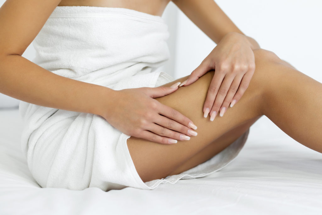 Reducing the appearance of cellulite
